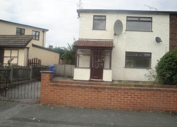 Thumbnail 3 bed property to rent in Achilles Avenue, Warrington, Cheshire