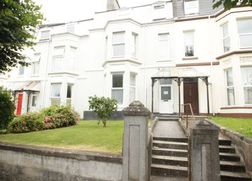 Thumbnail 1 bed flat for sale in Rochester Road, North Hill, Plymouth