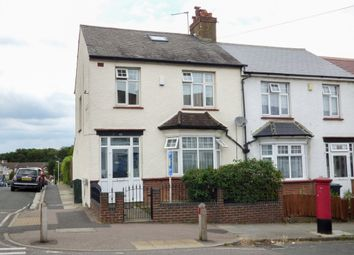 Thumbnail 4 bed semi-detached house for sale in Park Avenue, Northfleet, Gravesend