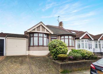 Thumbnail 3 bedroom semi-detached bungalow for sale in Peaketon Avenue, Ilford