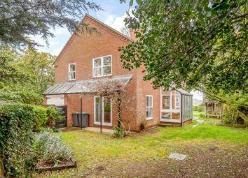 Thumbnail 4 bedroom detached house for sale in Bridge Road, Levington, Ipswich