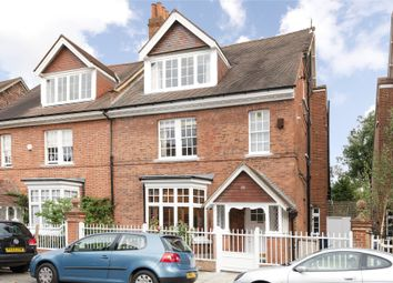 Thumbnail 2 bed flat for sale in Marlborough Crescent, Chiswick, London