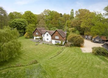 Thumbnail 5 bed detached house for sale in Sweetwater Lane, Enton, Godalming, Surrey