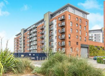 Thumbnail 1 bed flat for sale in John Thornycroft Road, Southampton, Hampshire