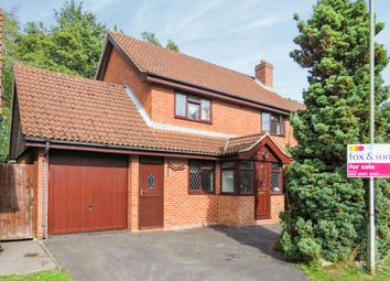 Thumbnail 4 bed detached house for sale in Sovereign Way, Eastleigh