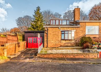 Thumbnail 4 bedroom semi-detached bungalow for sale in Grange View Crescent, Kimberworth, Rotherham