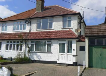 Thumbnail 3 bedroom semi-detached house for sale in Cudham Lane North, Orpington