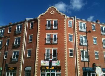 2 bed flat to rent in Marshalls Court, Spring Gardens, Gainsborough DN21