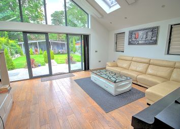 Thumbnail 5 bedroom detached bungalow for sale in Hatch Ride, Crowthorne