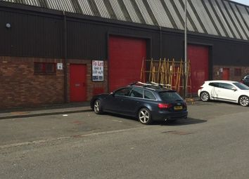 Thumbnail Light industrial to let in Unit 6 Halley Street, Glasgow