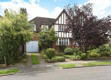 Thumbnail 4 bedroom semi-detached house for sale in Friars Avenue, Whetstone