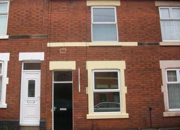 Thumbnail 3 bedroom property to rent in Brough Street, Derby