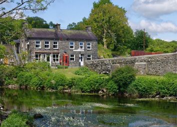 Thumbnail 5 bed detached house for sale in Llanfair Clydogau, Lampeter