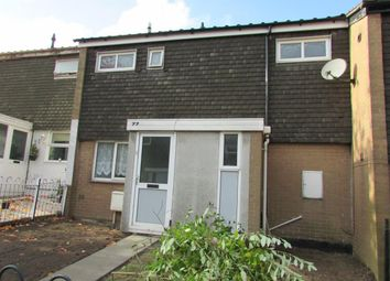 Thumbnail 3 bed terraced house to rent in Honeybourne, Tamworth