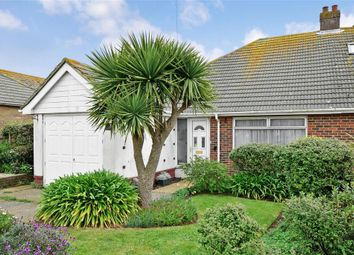 Thumbnail 2 bed semi-detached bungalow for sale in Malines Avenue, Peacehaven, East Sussex