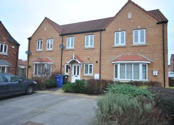 Thumbnail 3 bed semi-detached house for sale in Mallard Chase, Hatfield, Doncaster
