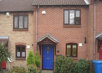 Thumbnail 2 bed terraced house to rent in Acland Mews, Norwich