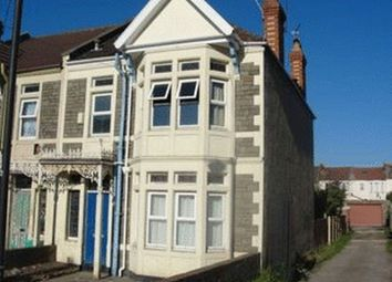 Thumbnail 1 bed flat to rent in Hawkesbury Road, Fishponds, Bristol