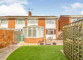 Bafford Approach, Charlton Kings, Cheltenham GL53. 3 bed semi-detached house for sale