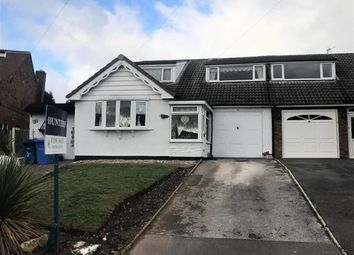 Thumbnail 3 bed semi-detached house for sale in Wheatcroft Close, Burntwood