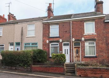 Thumbnail 2 bed terraced house for sale in Whittington Hill, Old Whittington, Chesterfield