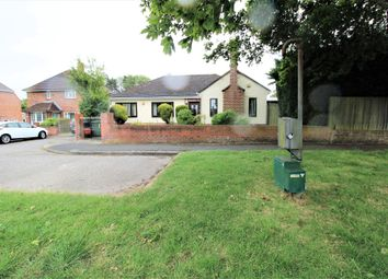 Thumbnail 4 bed bungalow for sale in Perry's Lane, Wroughton, Swindon