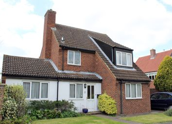 Thumbnail 4 bedroom detached house for sale in Abbotts Close, Litlington, Royston