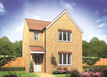 Thumbnail 3 bed detached house for sale in 219 Millers Field, Manor Park, Sprowston, Norfolk