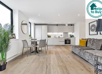 Thumbnail Flat for sale in Curzon Crescent, London