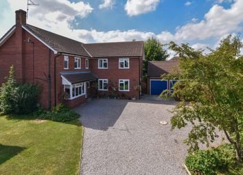 Thumbnail 6 bed detached house for sale in Herons Walk, Donington, Spalding
