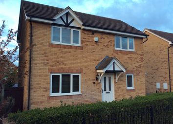 Thumbnail 3 bed detached house to rent in Cygnet Close, Brampton Bierlow, Rotherham