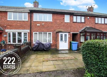 Thumbnail 2 bed terraced house for sale in Derek Avenue, Warrington