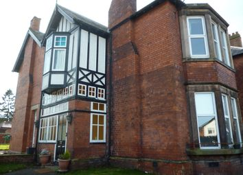 Thumbnail 3 bedroom flat to rent in Cromwell Crescent, Stanwix, Carlisle