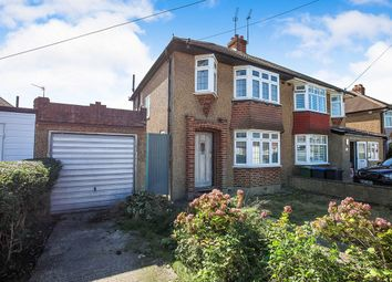 Thumbnail 3 bed semi-detached house for sale in Moorfield Road, Chessington