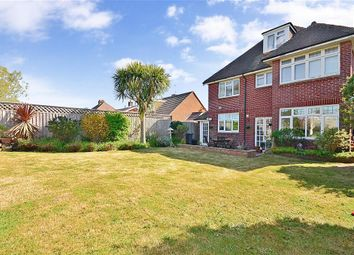 Thumbnail 5 bedroom detached house for sale in Sunningdale Road, Newport, Isle Of Wight