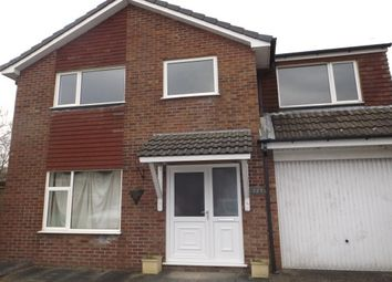 Thumbnail 5 bed property to rent in Whitby Avenue, Ingol, Preston