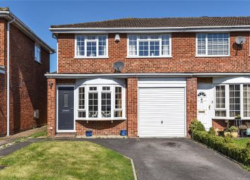 3 bed end terrace house for sale in St. Marys Road, Sindlesham, Wokingham RG41