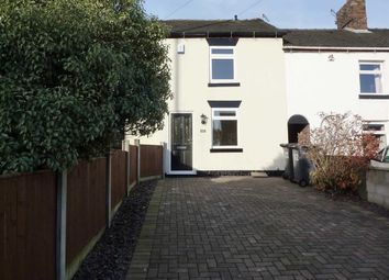 Thumbnail 2 bed town house to rent in Congleton Road, Kidsgrove, Stoke-On-Trent