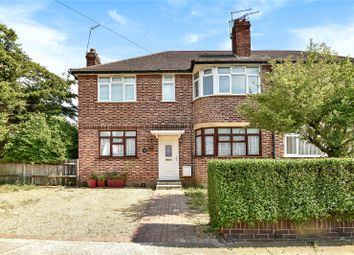 Thumbnail 3 bed maisonette for sale in Manor Way, Ruislip, Middlesex