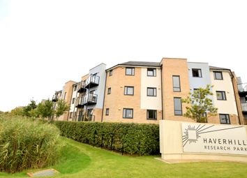 Thumbnail Flat to rent in Fleming Way, Withersfield, Haverhill