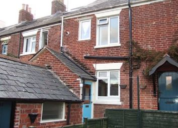 Thumbnail 2 bed terraced house to rent in St. Andrews Road, Bridport