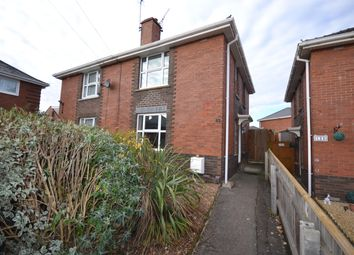 Thumbnail 2 bed semi-detached house for sale in Rifford Road, Exeter