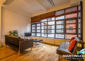 Thumbnail 1 bed flat for sale in Wexler Lofts, Carver Street, Jewellery Quarter