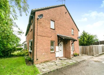 Thumbnail 1 bedroom end terrace house for sale in Caistor Close, Calcot, Reading