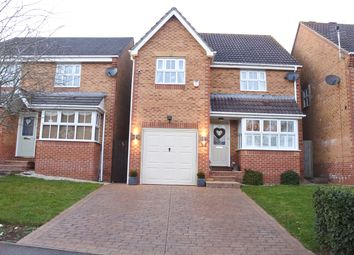 Thumbnail 3 bed detached house for sale in Rockfield Way, Undy, Caldicot