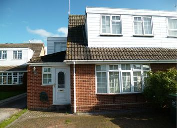 Thumbnail 3 bedroom semi-detached house to rent in Willowfields, Hilton, Derby