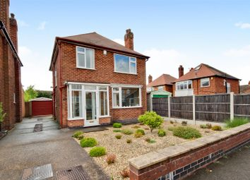 Thumbnail 3 bedroom detached house for sale in Waveney Close, Arnold, Nottingham