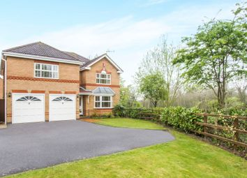 Thumbnail 4 bed detached house for sale in Dengate Drive, Balsall Common, Coventry