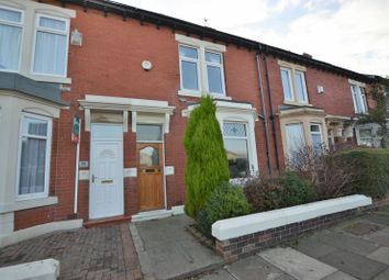 Thumbnail 3 bed terraced house for sale in Ravenswood Road, Newcastle Upon Tyne
