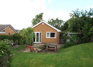 Thumbnail 3 bed bungalow for sale in Norbett Road, Arnold, Nottingham